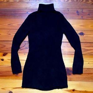 International Concepts Black Sweater Dress, GUC, L